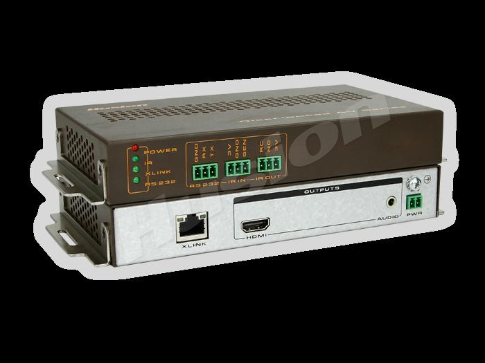 Husion HS-UHD-C/200Rx 4K UHD 網路解碼器
