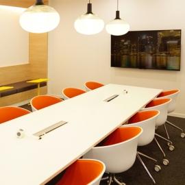 多向度微型會議室