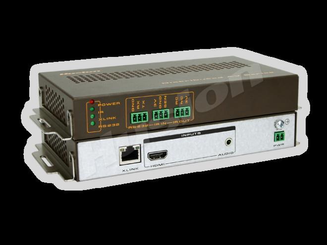 Husion HS-UHD-C/200Tx 4K UHD 網路編碼器