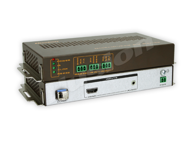 Husion HS-UHD-F/10KTx 4K UHD 光纖編碼器