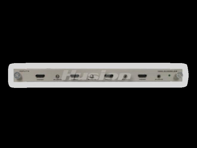 Husion HDC 4i UHD-EQ 4 埠 UHD 影音輸入卡