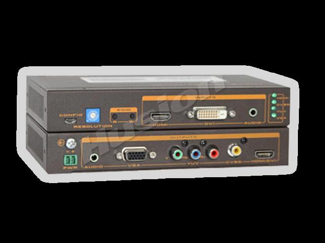 Husion MSC 204e 多格式昇頻轉換器