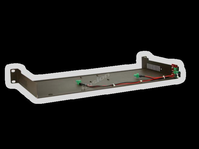 Husion HS-RT-2T 編解碼器安裝配置機架