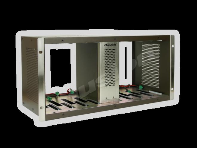 Husion HS-RT-8T 編解碼器安裝配置機箱
