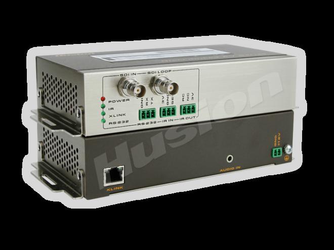 Husion HS-SDI-C/TX-ASI SDI 網路編碼器