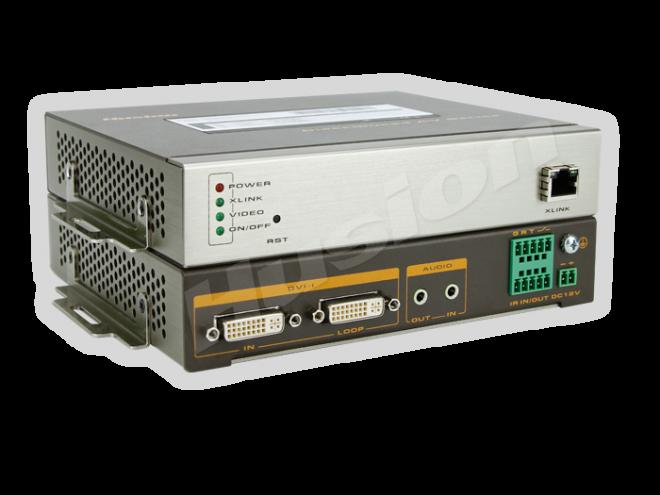 Husion HS-MULF-C/TX-ASI 多格式 網路編碼器