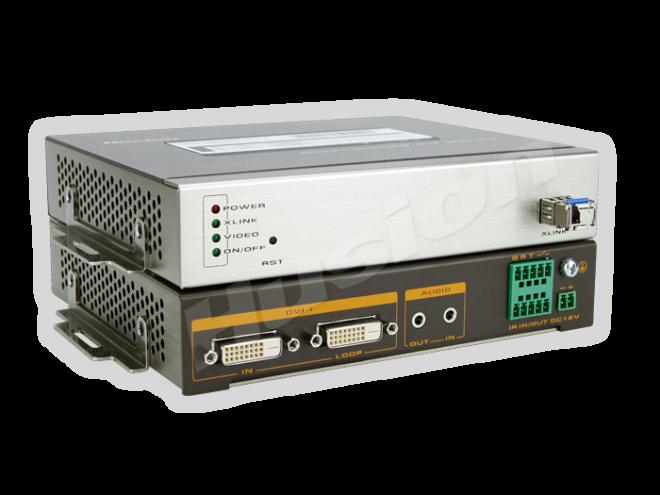 Husion HS-UHD-F/TX-ASI UHD 光纖編碼器