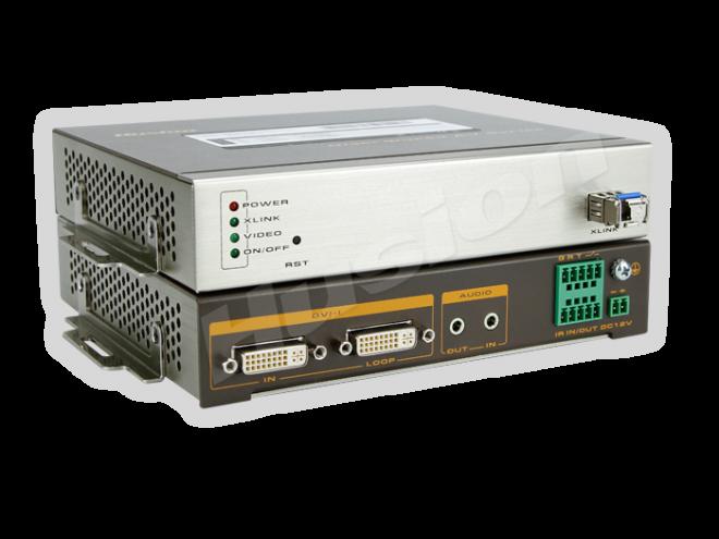 Husion HS-MULF-F/TX-ASI 多格式 光纖編碼器