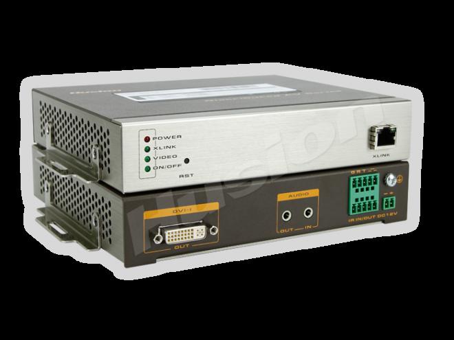 Husion HS-UHD-C/RX-ASI UHD  網路解碼器