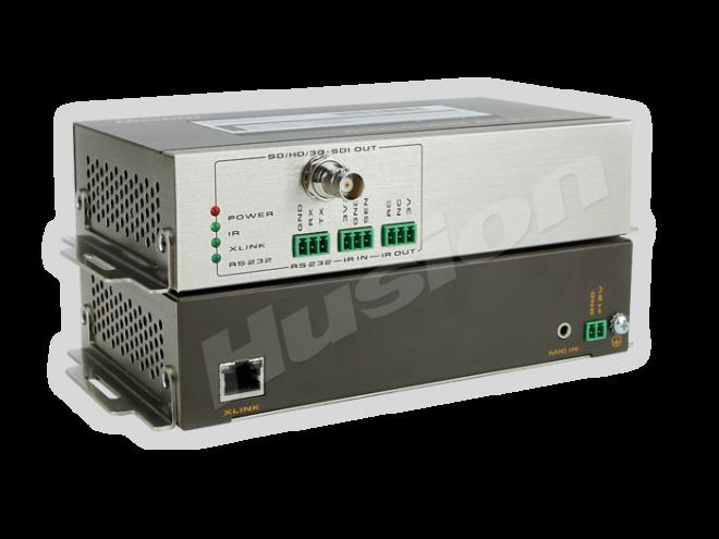 Husion HS-SDI-C/RX-ASI SDI 網路解碼器