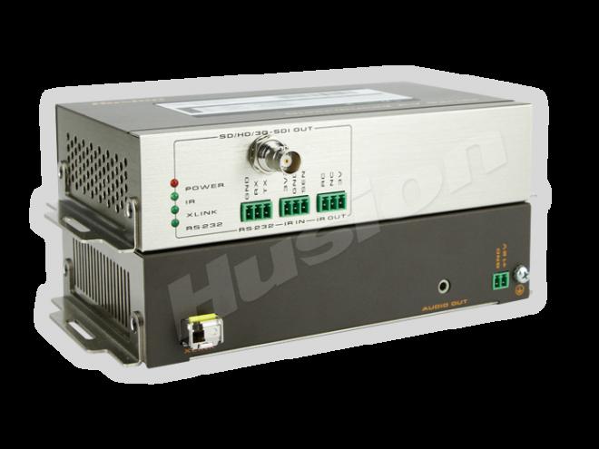 Husion HS-SDI-F/RX-ASI SDI 光纖解碼器
