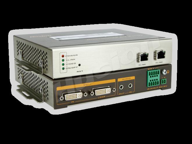 Husion HS-MULF-D-C/TX-ASI 多格式雙鏈路 網路編碼器