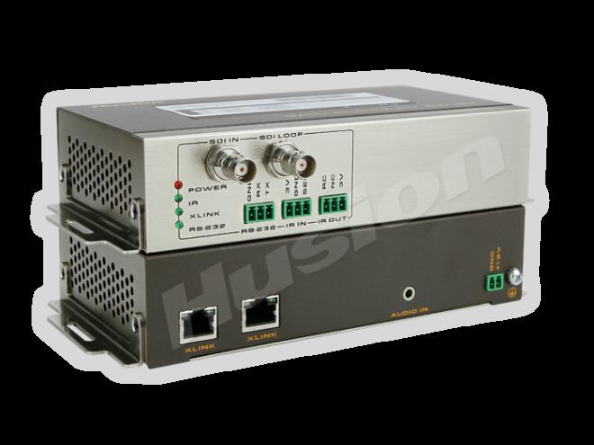 Husion HS-SDI-D-C/TX-ASI SDI 雙鏈路 網路編碼器