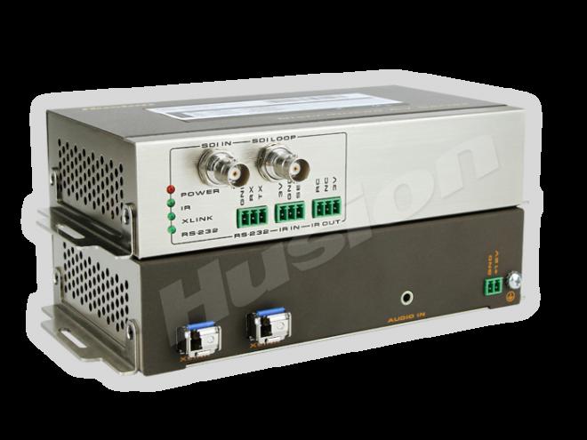 Husion HS-SDI-D-F/TX-ASI SDI 雙鏈路 光纖編碼器