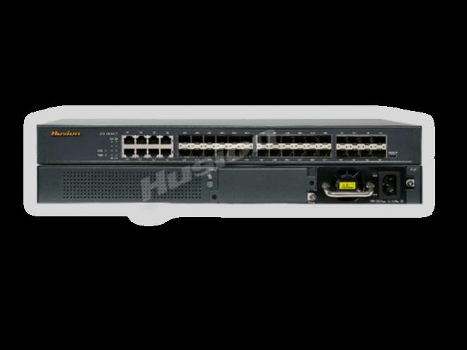 Husion HDC IP10G-24F 24埠分佈式光纖影音傳輸系統主機