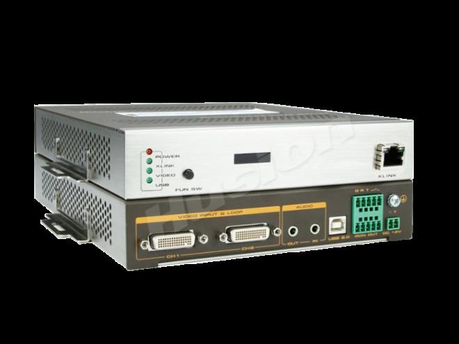 Husion HS-DVI-C/TX-MD-ASI DVI 網路線 編碼器